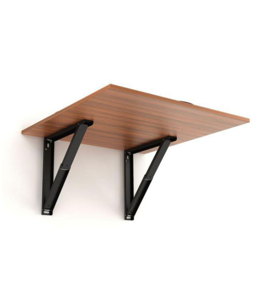 bluewud particle board hemming wall mounted folding dining table rh snapdeal com