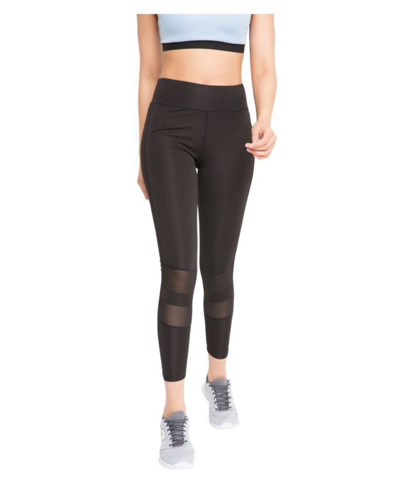 c13a71a8d4f CHKOKKO Women's High Waist Sports Fitness Leggings Gym Tights Stretchable Yoga  Pant Gym Wear Women/Tight Women/Yoga Dress: Buy Online at Best Price on ...