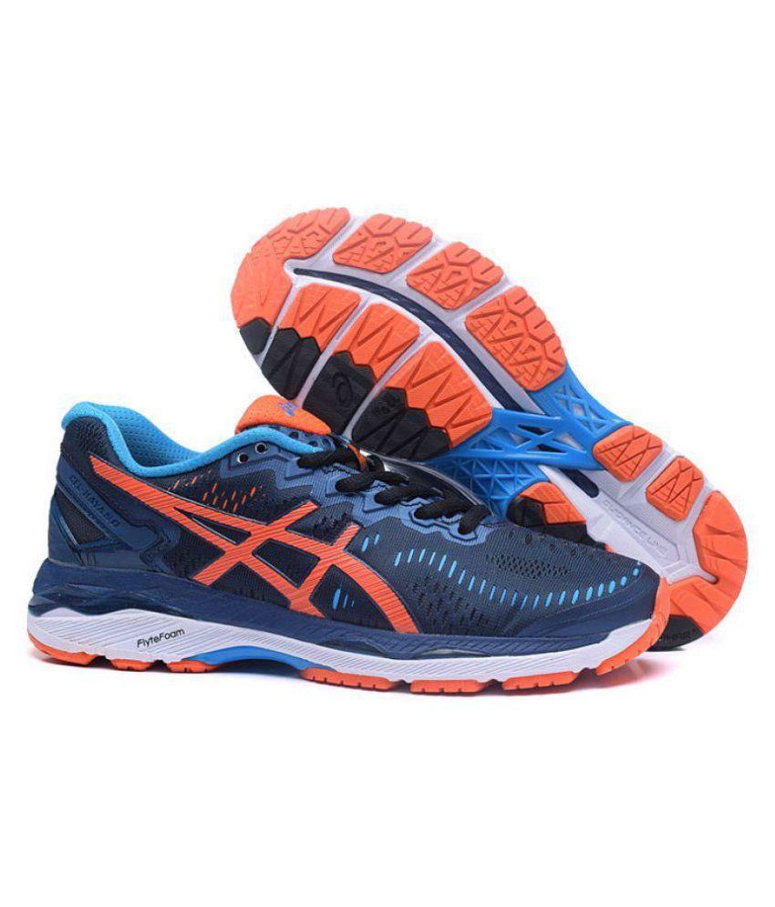 10a1628b0ea05c ... Asics GEL KAYANO 23 Navy Running Shoes ...