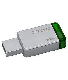 SOMOTO Kingston DataTraveler 16GB USB 3.1 Utility Pendrive Pack of 5