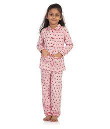 Girls Nightwear  Buy Girls Nightwear   Suits Online for Best Prices ... b376968eb