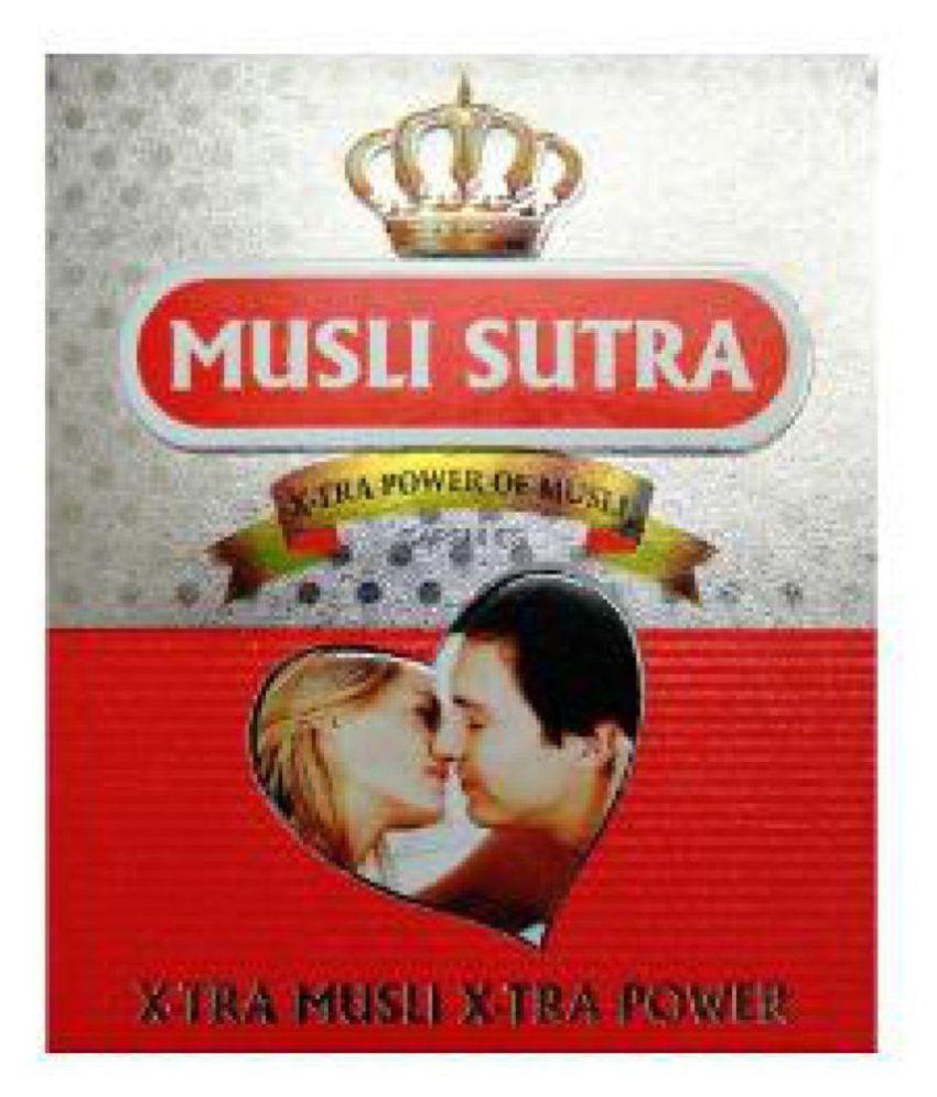 Herbalshoppe Musli Sutra (10X5=50) Capsule 10 no.s Pack Of 5