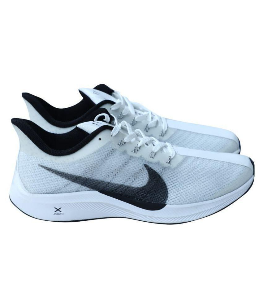 781d31f3913 NIKE PEGASUS Turbo Zoom X Running Shoes White For Gym Wear  Buy ...