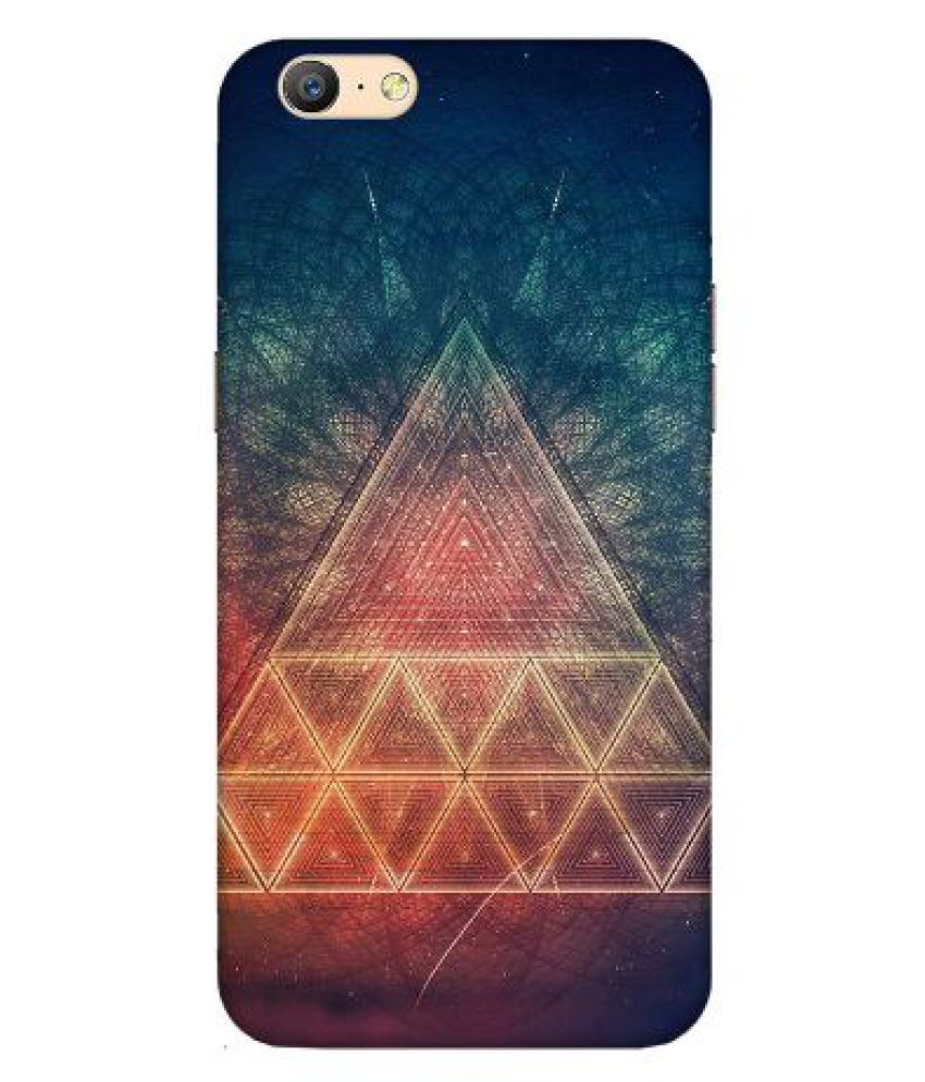 Oppo A57 Printed Cover By Emble