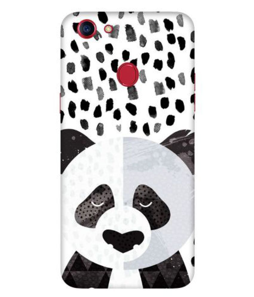 Oppo F7 Printed Cover By Emble