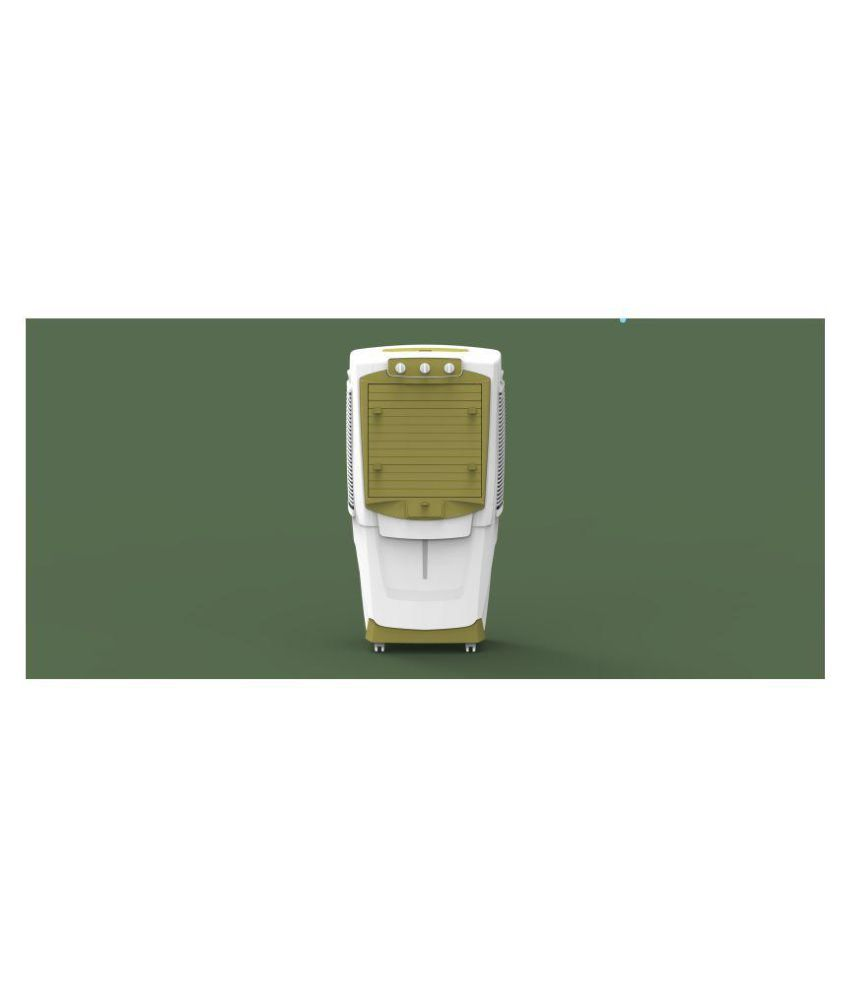 BURLY COOLER Wood Wool Pad 61 & Above Desert WHITE AND GREEN