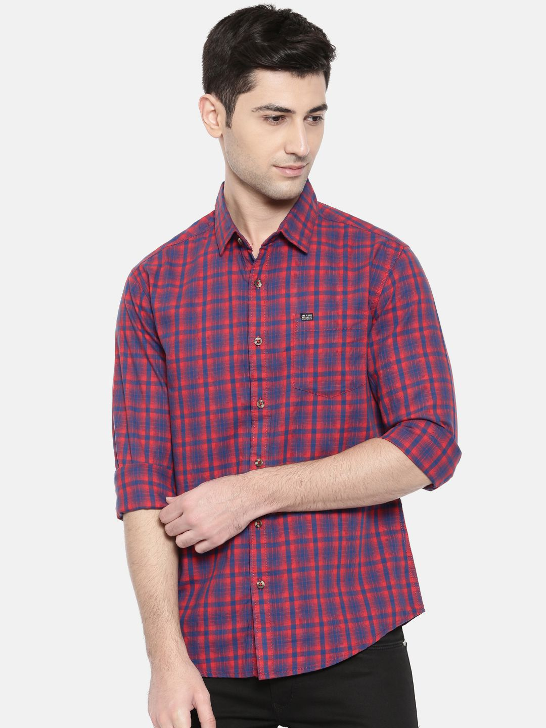 The Indian Garage Co. 100 Percent Cotton Shirt