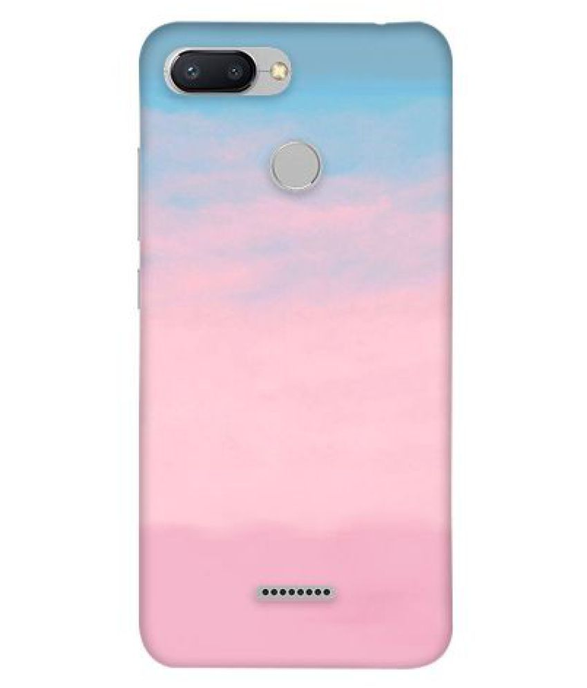 Redmi 6 Printed Cover By Emble