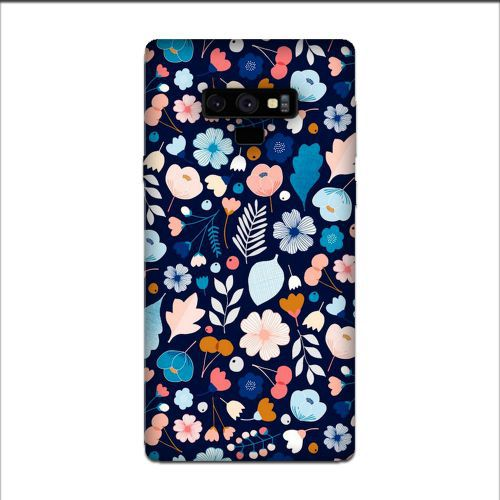 Samsung Galaxy Note 9 Printed Cover By Emble
