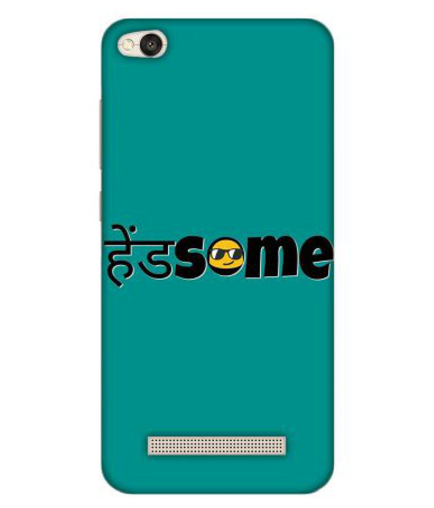 Xiaomi Redmi 4A Printed Cover By Emble