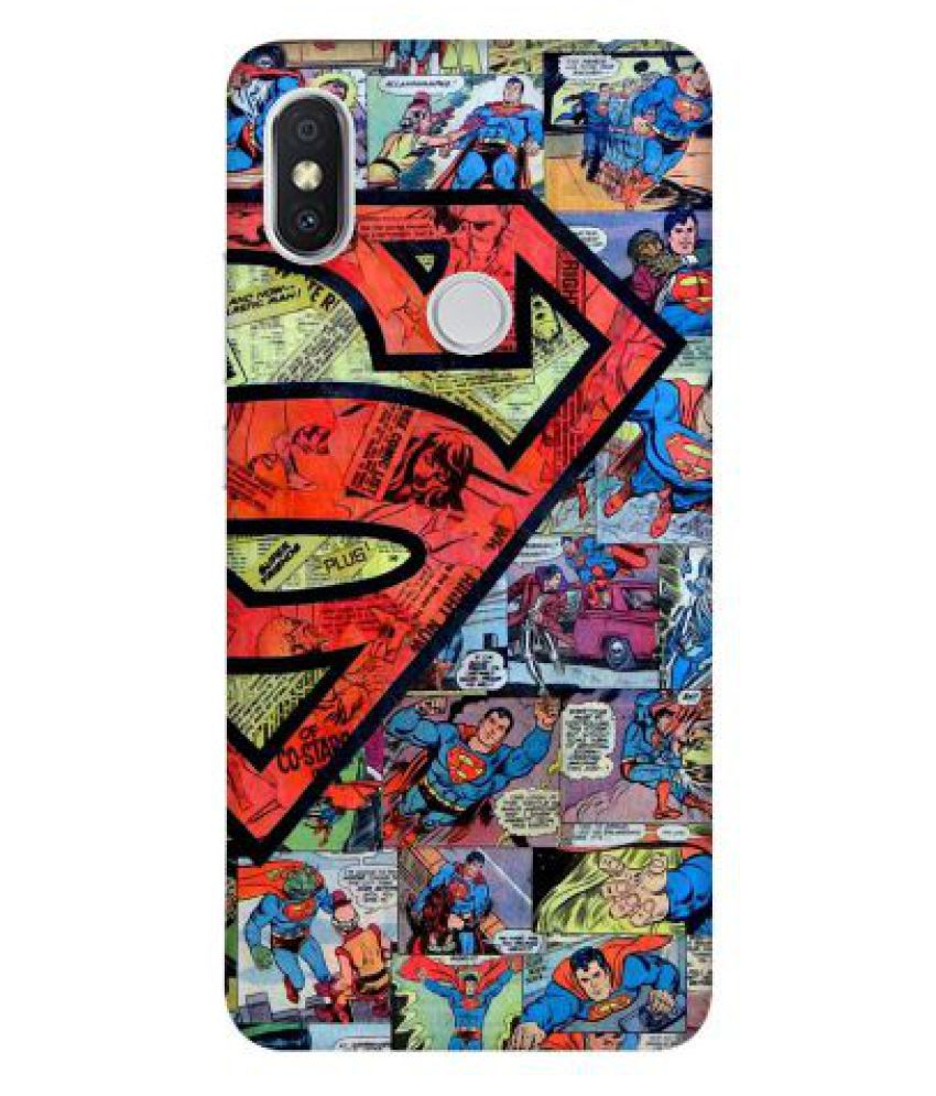 Xiaomi Redmi Y2 Printed Cover By Emble