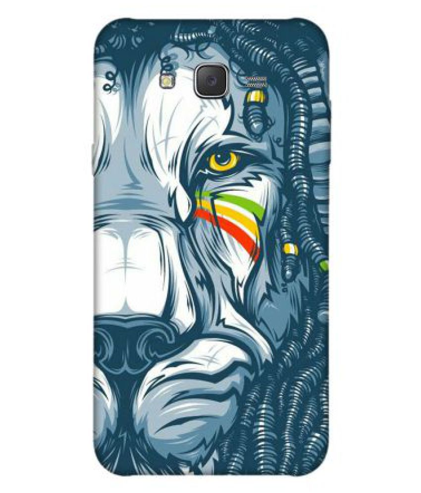 Samsung Galaxy J5 Printed Cover By Emble