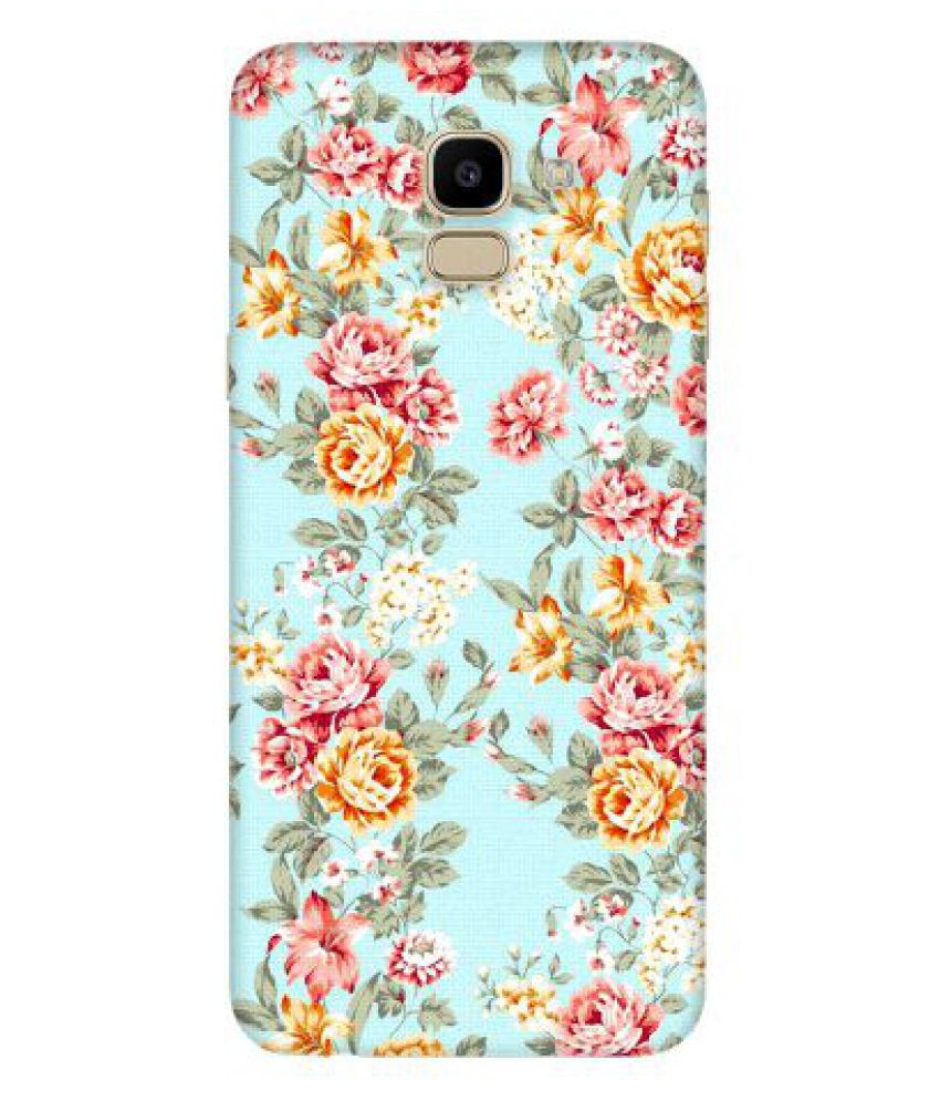 Samsung Galaxy J6 Printed Cover By Emble