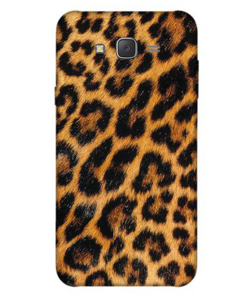 Samsung Galaxy J7 Printed Cover By Emble