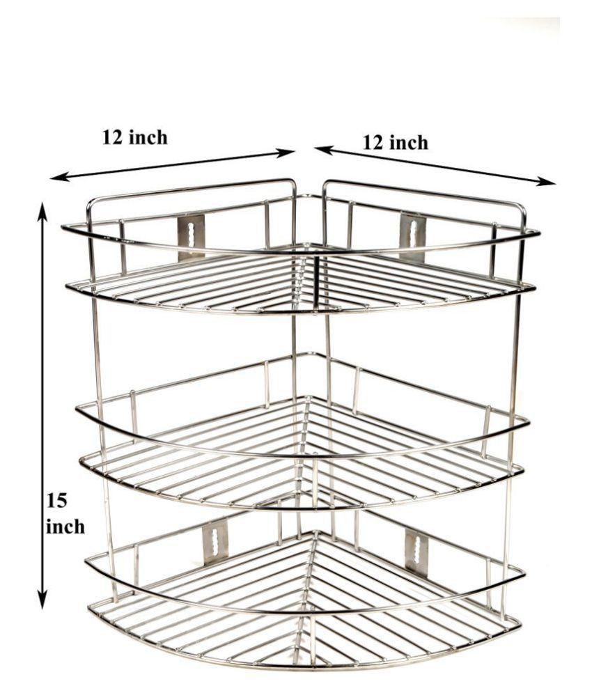 Bathroom Corner Shelf Stands Image Of