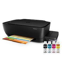 HP DESKJET HP DESKJET GT 5810 PRINTER Multi Function Colored Inkjet Printer