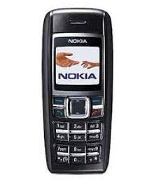 nokia1600 Black imported 128 MB