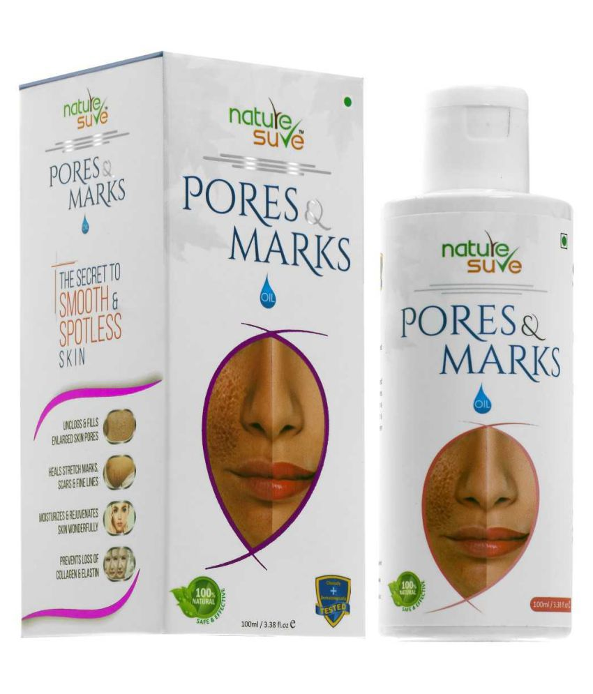Nature Sure Pores & Marks Oil Cleanser 100 mL