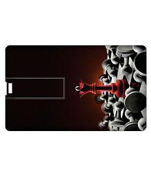 Printland 16GB USB 2.0 Fancy Pendrive Pack of 1