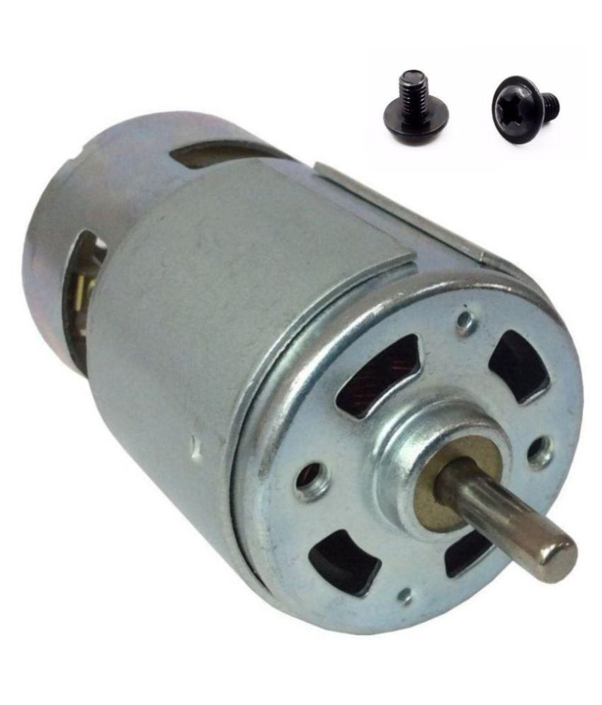 12 Volt Motor >> Ultimate 35 000rpm High Speed Dc Motor For Diy Crafts 12volt Dc With 2 Mounting Bolts