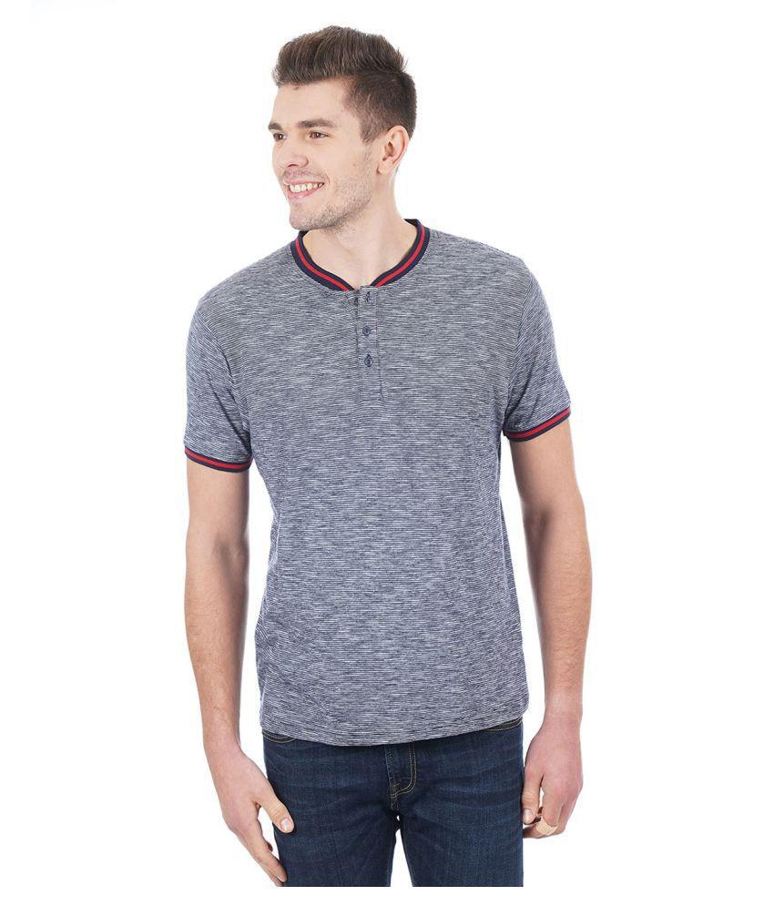Pepe Jeans Blue Half Sleeve T-Shirt