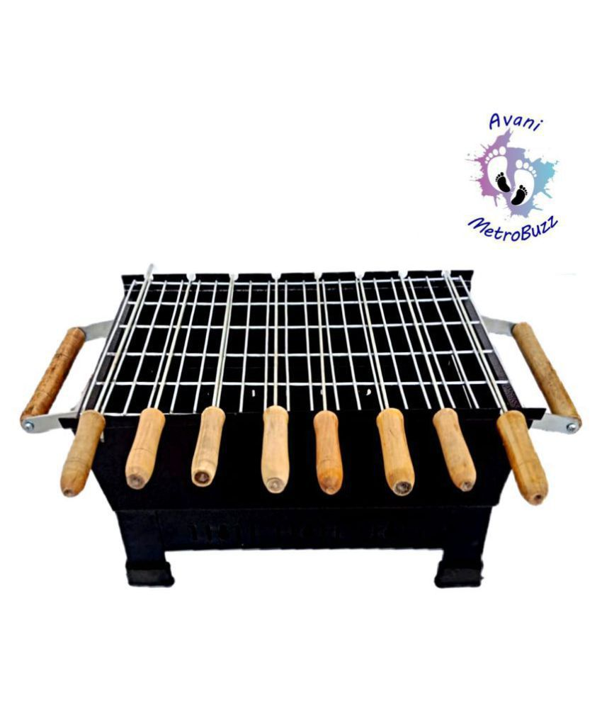 6578321bd06 Avani 8 Skewers Charcoal Barbeque Price in India - Buy Avani 8 Skewers Charcoal  Barbeque Online on Snapdeal
