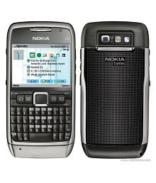 nokia e71 Black & Grey E71 256 MB