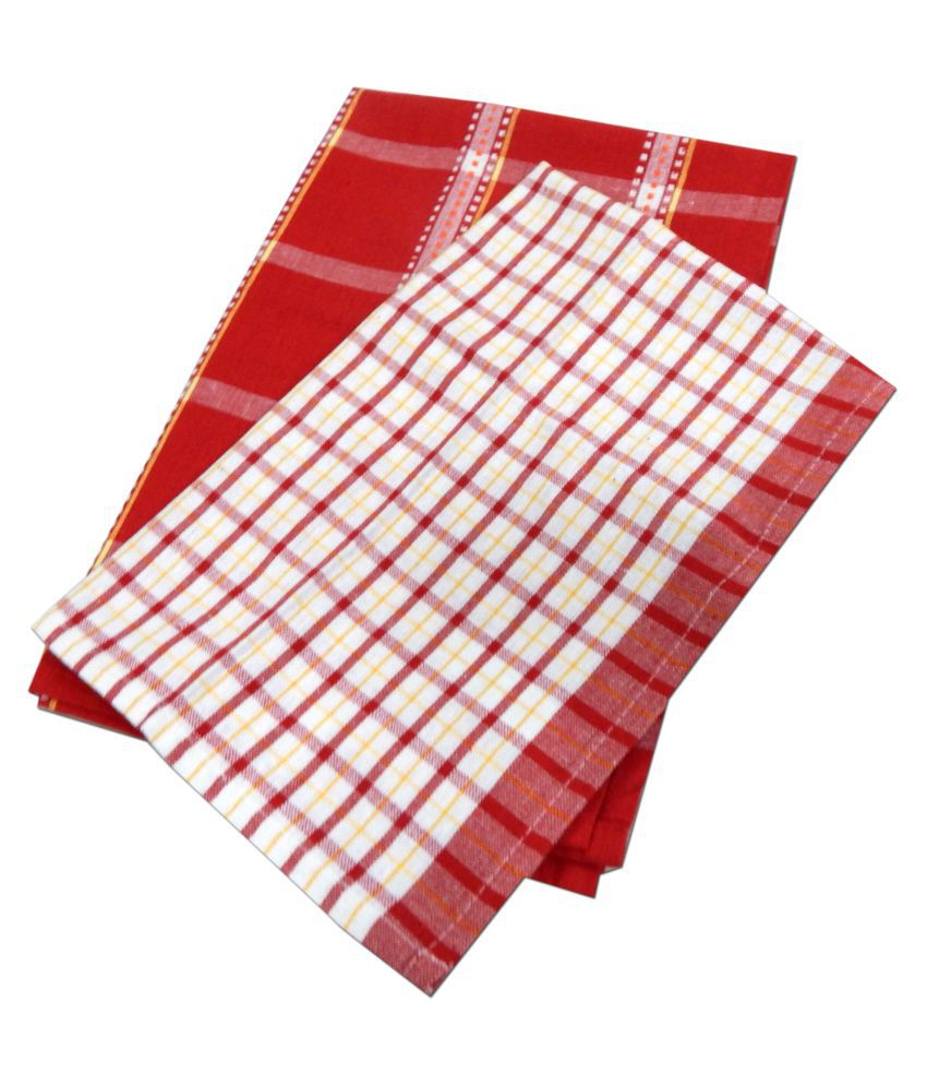 Urban Trendz Set Of 2 40x60 Cotton Kitchen Towel