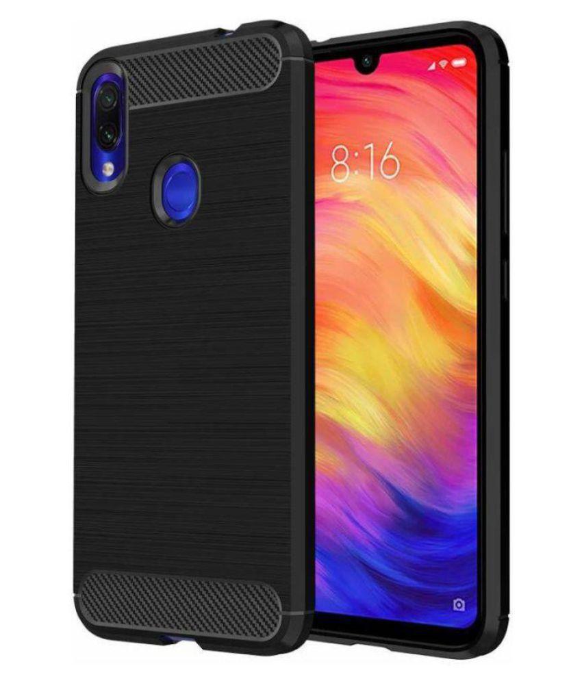 Xiaomi Redmi Note 7 Shock Proof Case Bracevor - Black