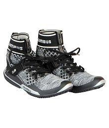 Columbus HARLEY Gray Running Shoes