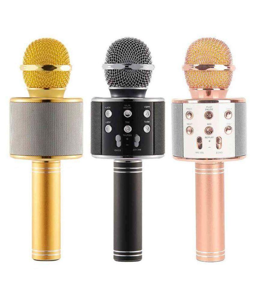 Ganpati WS-858 Others PA Microphones