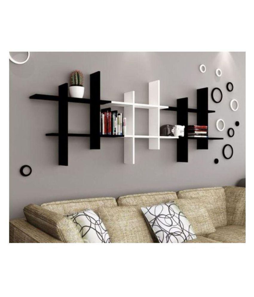 The New Look Living Room Design Wall Shelf Set Of 3 - Buy ...
