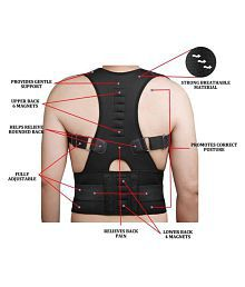 2ea9b144082 2 ADDED. Designeez 1Pc Posture Corrector Upper Back Shoulder Support S. Rs.  ...