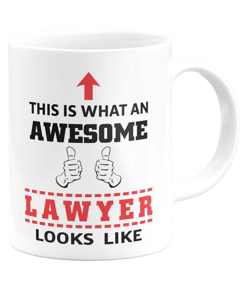 This Is What An Awesome Lawyer Looks Like Mug