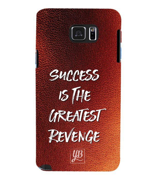 Samsung Galaxy Note 5 3D Back Covers By YuBingo