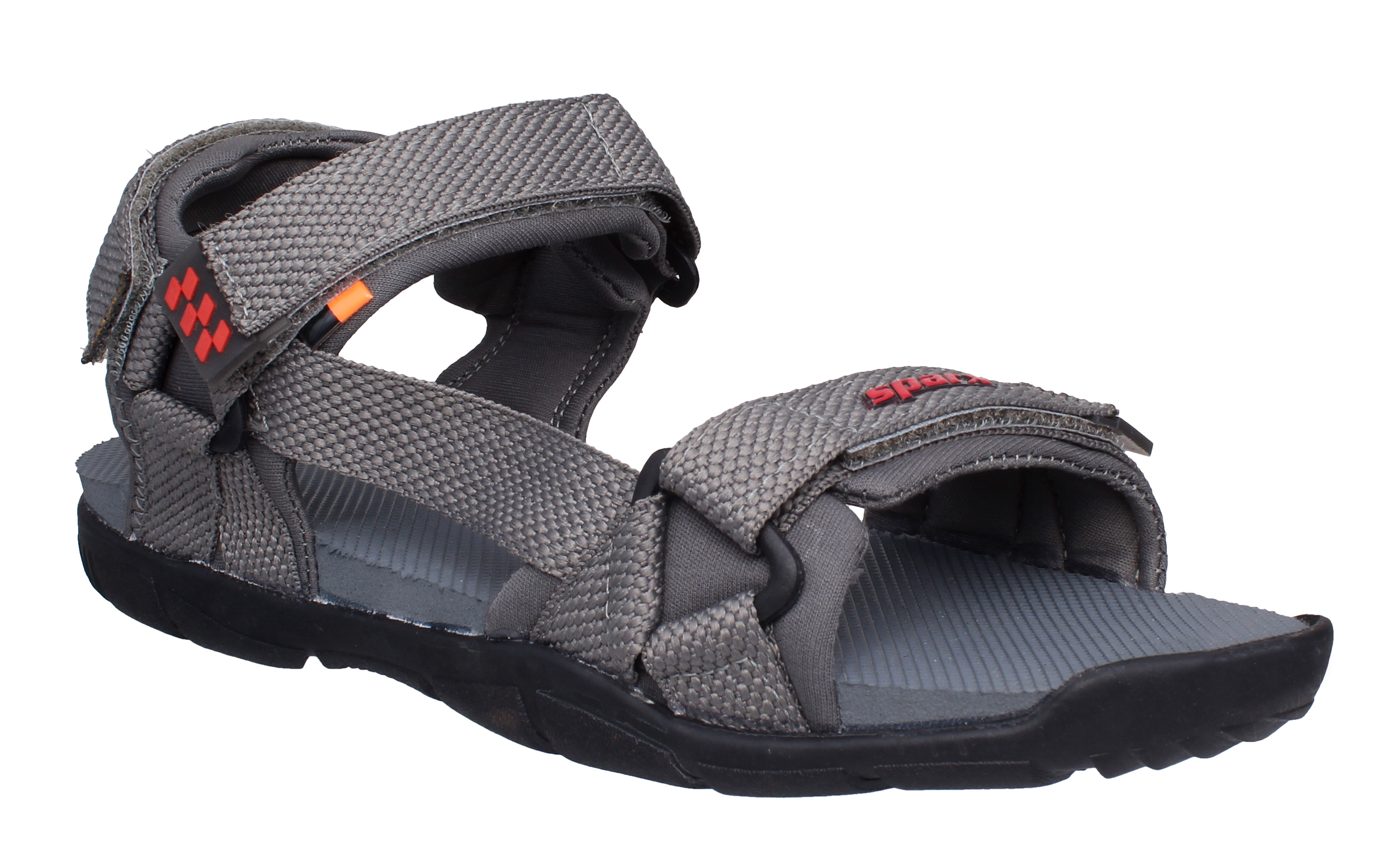 2945ad38aad39 Sparx SS-474 Gray Floater Sandals - Buy Sparx SS-474 Gray Floater Sandals  Online at Best Prices in India on Snapdeal