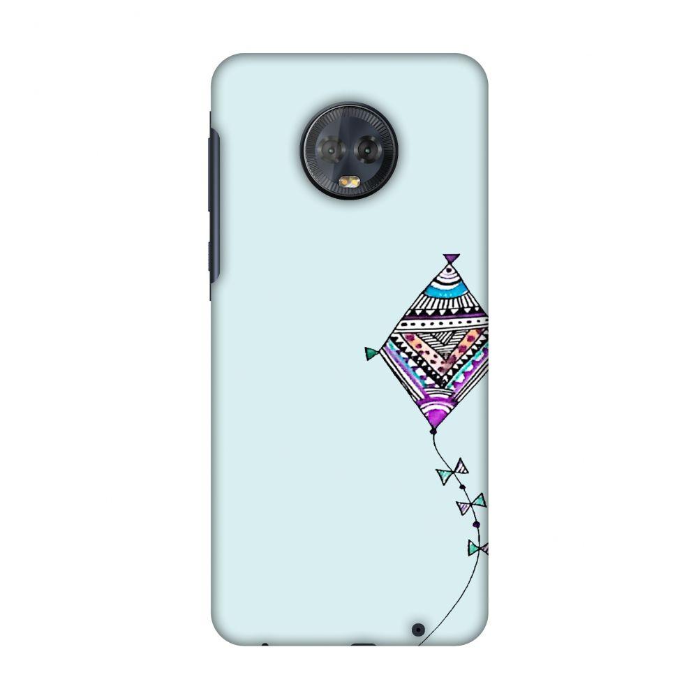 Motorola Moto G6 Plus Printed Cover By Amzer