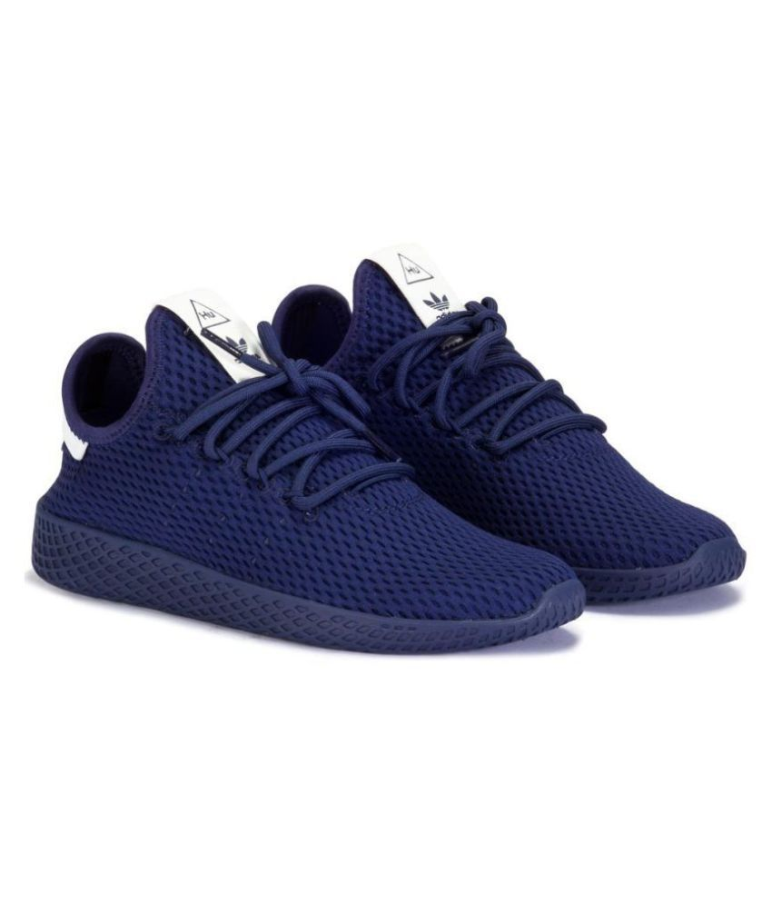 a5ef006e909eda Adidas Pharrell Williams Tennis HU Navy Running Shoes - Buy Adidas Pharrell  Williams Tennis HU Navy Running Shoes Online at Best Prices in India on  Snapdeal