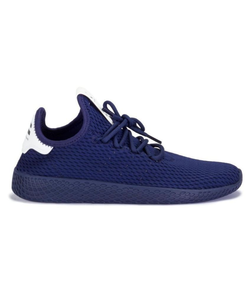 048991adeb35 Adidas Pharrell Williams Tennis HU Navy Running Shoes - Buy Adidas ...