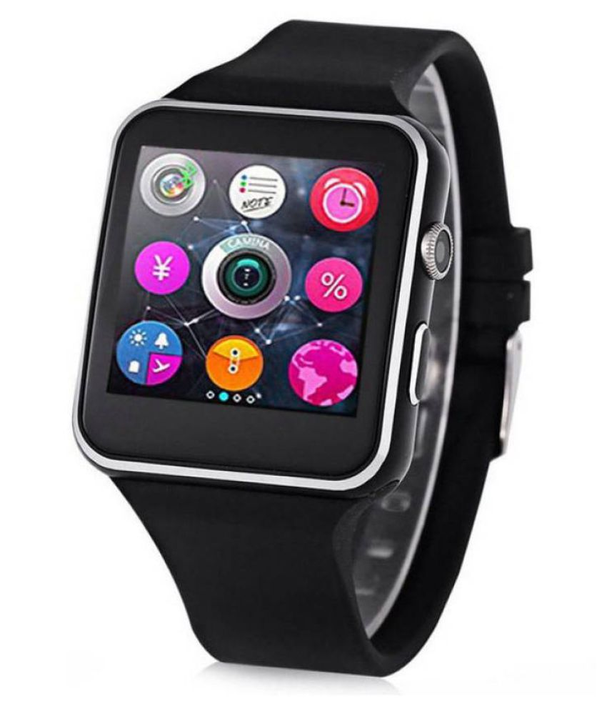 Meckwell Vivo Y53 compatible Smart Watches - Wearable