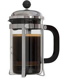 Kawachi Stainless Steel French Coffee Espresso 6 Cups 500 Watts Coffee Press