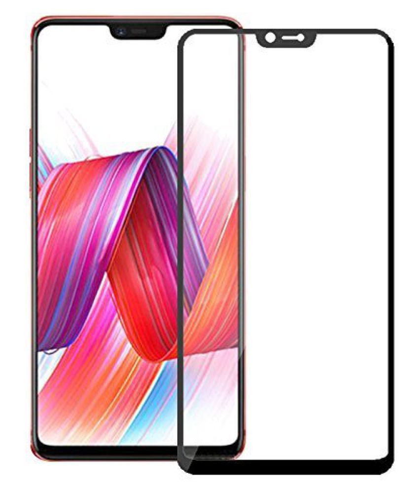 Oppo F5 Tempered Glass Screen Guard By MuditMobi