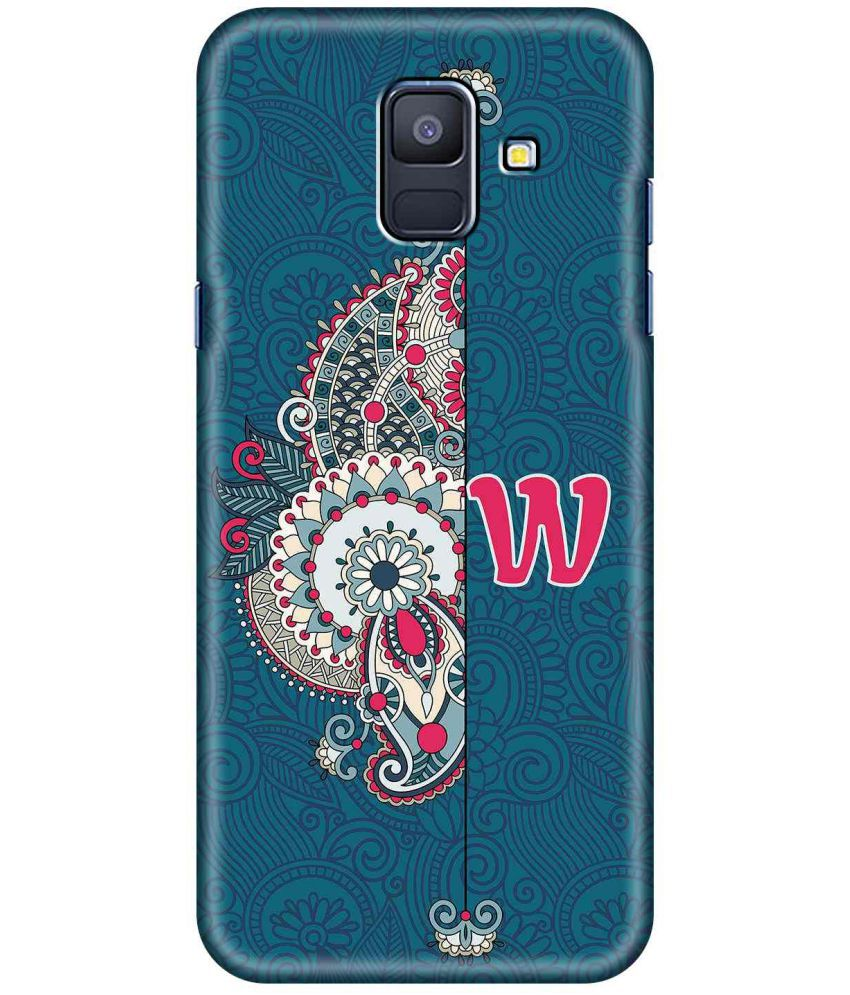 Samsung A6 3D Back Covers By SWAGMYCASE