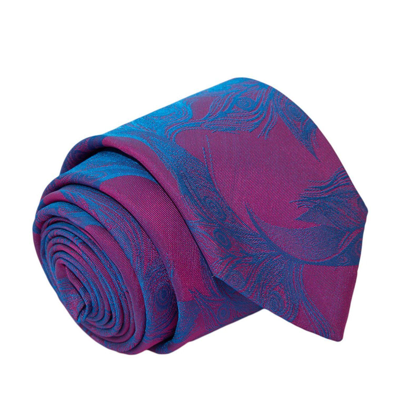 to the nines Multi Floral Silk Necktie