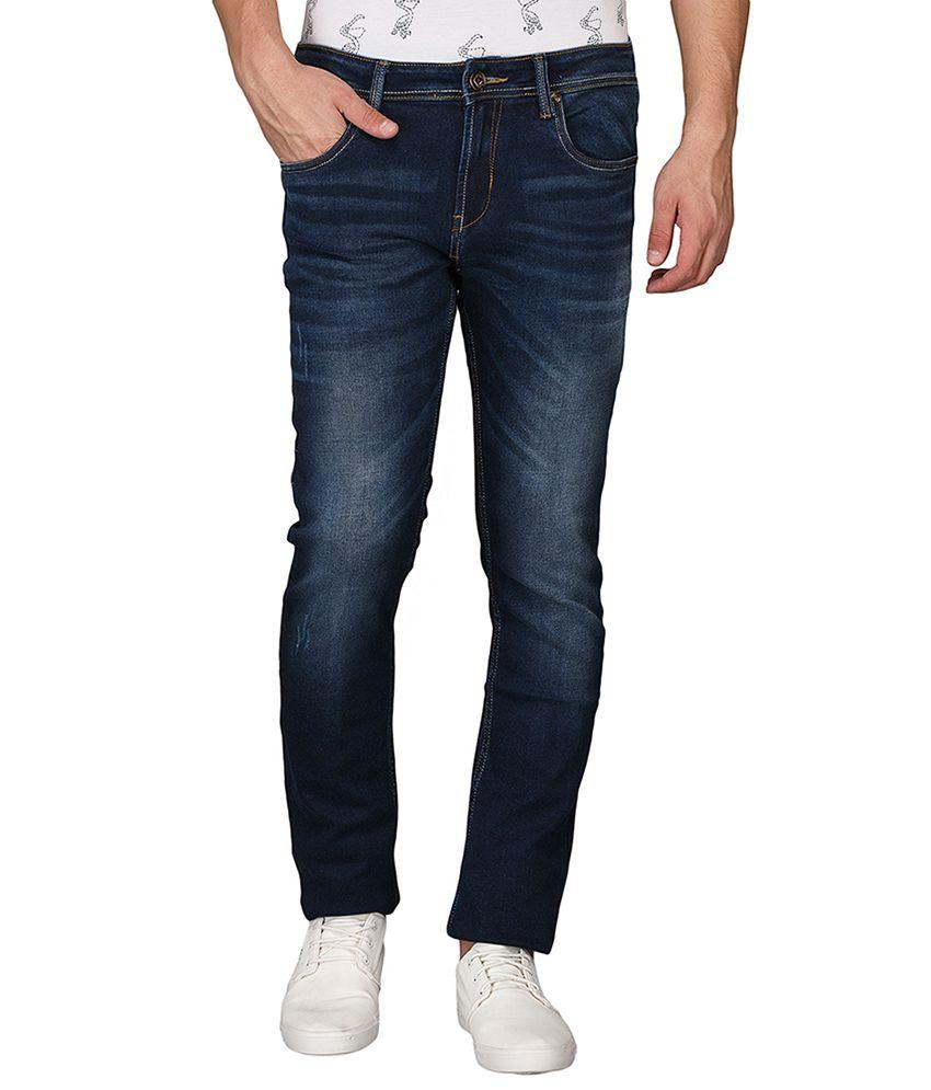 Greenfibre Blue Slim Jeans