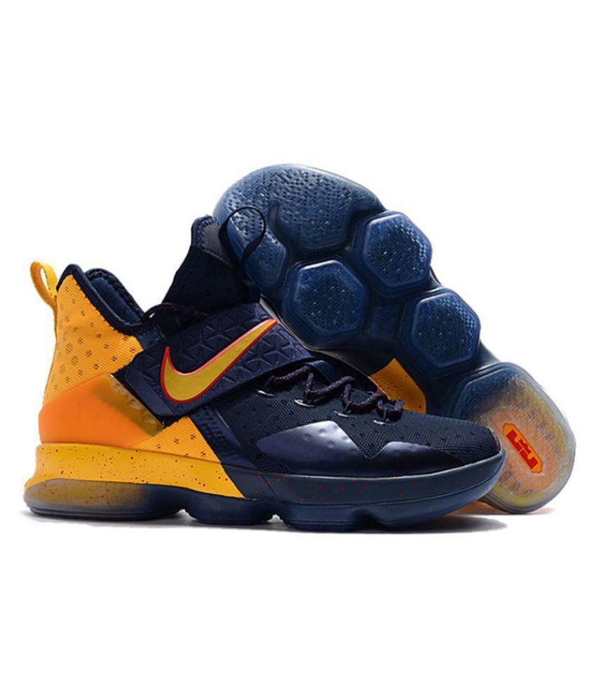 new style 097e0 7492e Nike leBron 14 Multi Color Basketball Shoes