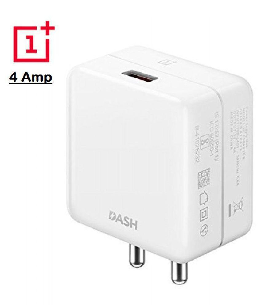 Oneplus 4a Wall Charger For Oneplus Mobiles Dash Charging Chargers