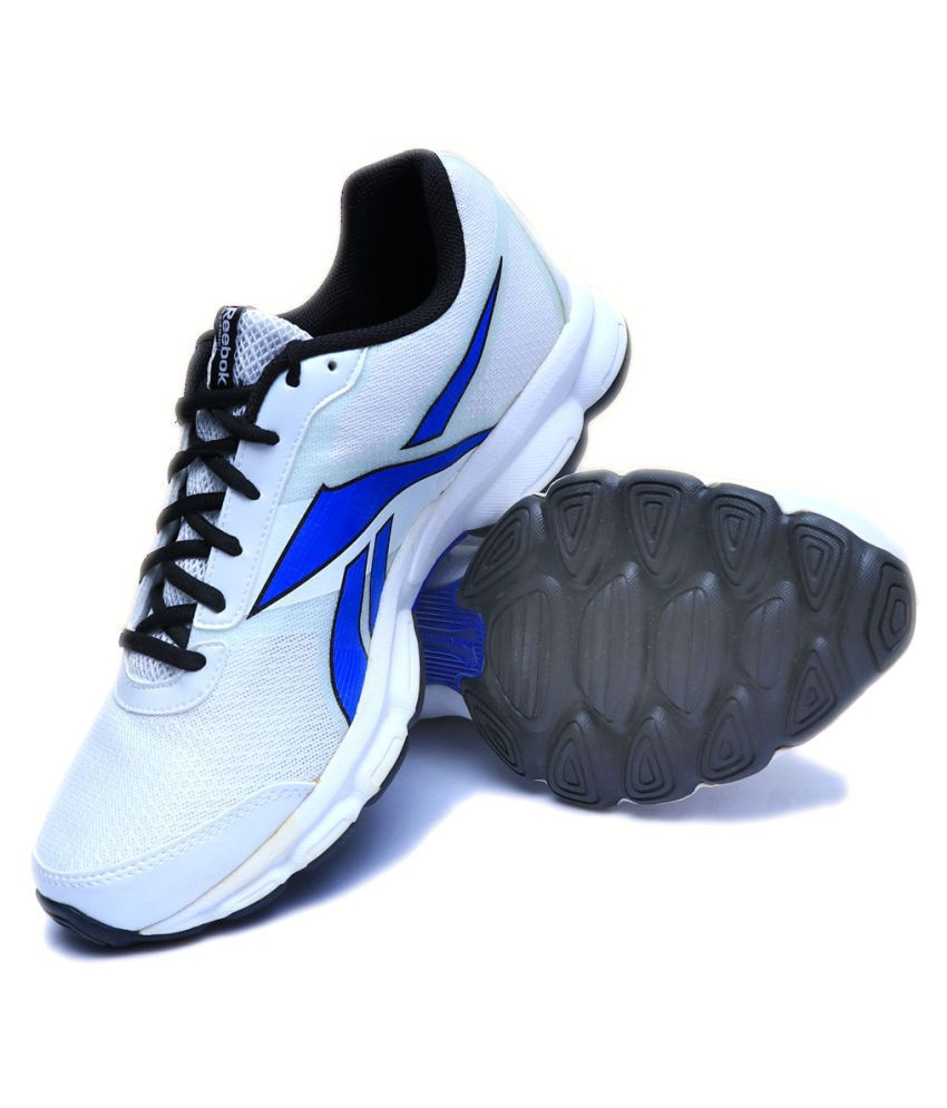4c6d4cf2b7b Reebok Runtone White Running Shoes - Buy Reebok Runtone White Running Shoes  Online at Best Prices in India on Snapdeal