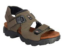Dakarr Olive Floater Sandals