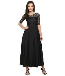 2d676faadbe09 Black Dress  Buy black dress Online at Best Prices in India - Snapdeal